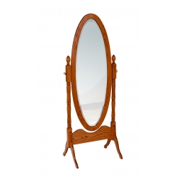 Cheval Mirror - True Oval