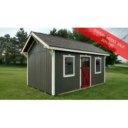 10 x 16 Duratemp Estate Weaver Barn