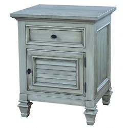 Legacy Village 1 Drawer Nightstand