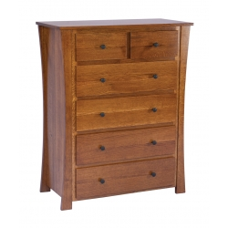 Abigail 6-Drawer Chest