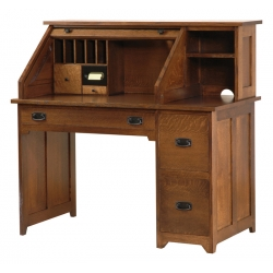 Allison Rolltop Desk