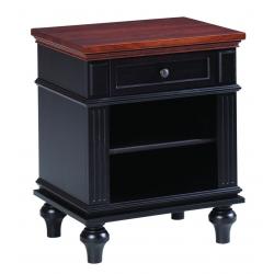 Hampton 1 Drawer Nightstand