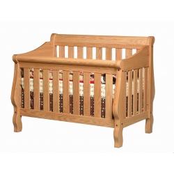 Heirloom Crib - Slat Back