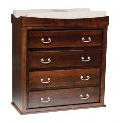 Heirloom 4-Drawer Changing Station