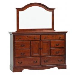 Merlot Dresser