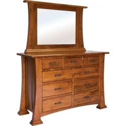 Caledonia Double Mule Dresser