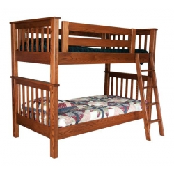 Miller's Mission Bunk Bed