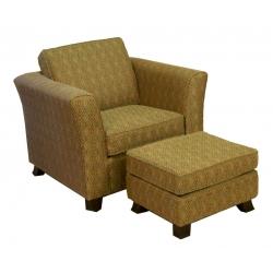 #311/#320 Chair & Ottoman