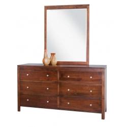 Williamsburg 6 Drawer Dresser