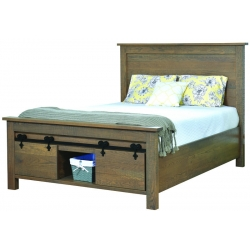 Liberty Barndoor Bed