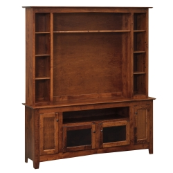 "Linwood 70"" TV Console & Hutch"