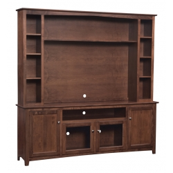 "Linwood 80"" TV Console & Hutch"