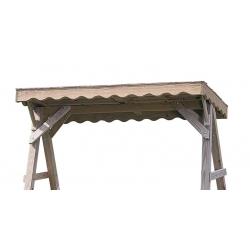 A-Frame Cedar Roof