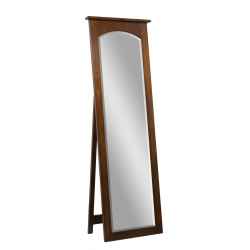 Classic Shaker Leaner Mirror with Support