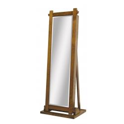 "Hartford Leaner Mirror - 48"" Jewelry Box"