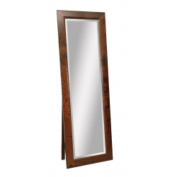 Brooklyn Shaker Leaner Mirror with Support