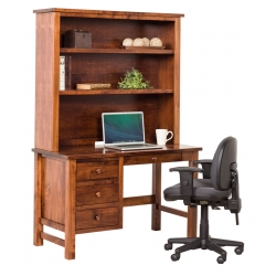 Cabin Creek Student Desk with Study Carrel