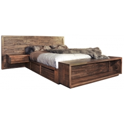 Ledgerock Bed