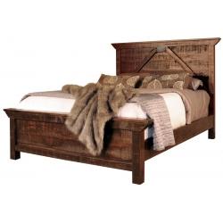 Rustic Carlisle Bed
