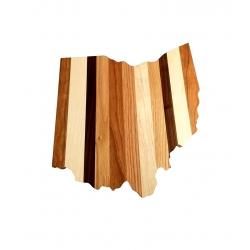 Large Ohio Cutting Board