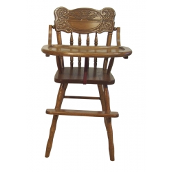 Sunburst High Chair