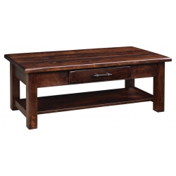 Barn Floor Coffee Table