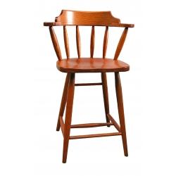 """24"""" Pub Bar Chair - Plain"""