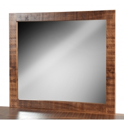 Rustic Loft Mirror