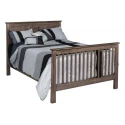 Shaker Panel Bed