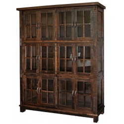 Timber Wall Cabinet