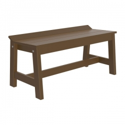 "41"" Cafe Dining Bench"