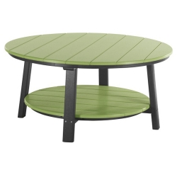 Deluxe Poly Conversation Table