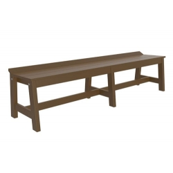 "72"" Cafe Dining Bench"