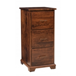 Bentley 3-Drawer File Cabinet