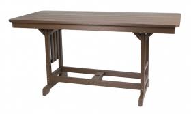 "33"" x 72"" Rectangular Table - Counter Height"