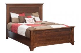 Arlington Panel Bed
