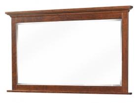 Arlington Landscape Beveled Mirror