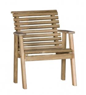 2' Plain Bench