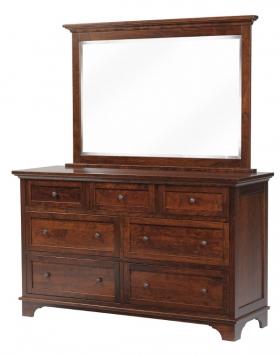 Arlington Dresser w/Flip Out Drawer