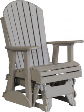 2' Adirondack Glider Chair
