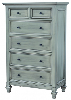 Legacy Village Chest of Drawers